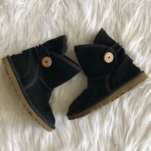 UGG Toddler Kids Navy Blue Boots Size 11